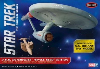 USS Enterprise - Space Seed Edition - 1/1000