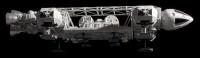 Space 1999 / Mondbasis Alpha 1 - Eagle Transporter with Cargo Pod - 1:48