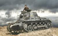 Sd.Kfz. 265 Panzerbefehlswagen I - 1:72