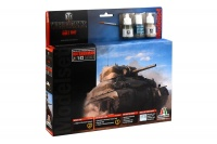 World of Tanks - M4 SHERMAN - Model Set - 1:72