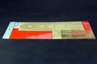 Holzdeck für 1:350 Franz. Schlachtschiff Dunkerque inkl. Fotoätzteilen - Hobby Boss 86506