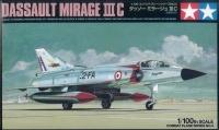 Dassault Mirage III C - 1:100