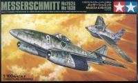Messerschmitt Me 262A & Messerschmitt Me 163B - 1:100