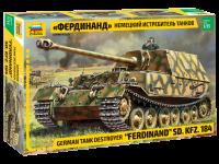 Ferdinand - deutscher Jagdpanzer - Sd.Kfz. 184 - 1:35