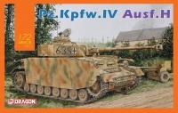 Pz.Kpfw. IV Ausf. H - 1:72