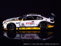 BMW M6 GT3 2016 Spa 24 Hours Winner - 1:24
