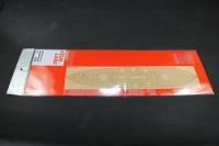 Holzdeck für 1:350 HMS Aagamenon - Hobby Boss 86509 - 1:350