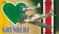 Focke Wulf Fw 190 - JG54 - Grünherz - Dual Combo - Limited Edition - 1:72