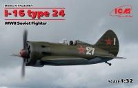 Polikarpow I-16 Type 24 - 1:32