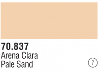 Model Color 007 / 70837 - Sand Hell / Pale Sand