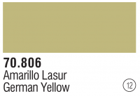 Model Color 012 / 70806 - Lasur Gelb / Lasur Yellow