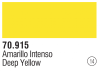 Model Color 014 / 70915 - Verkehrsgelb / Deep Yellow
