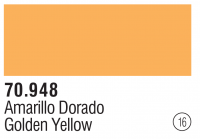 Model Color 016 / 70948 - Goldgelb / Golden Yellow
