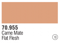 Model Color 018 / 70955 - Beige Hautfarbe / Flat Flesh