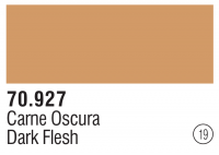 Model Color 019 / 70927 - Dunkle Hautfarbe / Dark Flesh