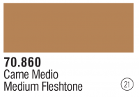 Model Color 021 / 70860 - Mittlere Hautfarbe / Medium Flesh Tone