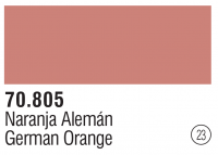Model Color 023 / 70805 - Lachsorange / German Orange