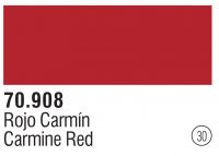 Model Color 030 / 70908 - Karminrot / Carmine Red
