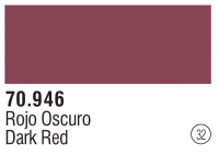 Model Color 032 / 70946 - Bordeauxrot / Dark Red