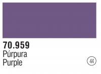 Model Color 044 / 70959 - Purple