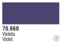 Model Color 047 / 70960 - Blauviolett / Violet