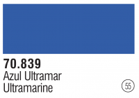 Model Color 055 / 70839 - Ultramarin Blau / Ultramarine