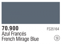 Model Color 059 / 70900 - French Mirage Blue - FS35164