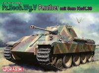 Pz.Beob.Wg.V Panther mit 5cm KwK 39 - 1:35