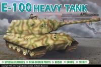 E-100 Heavy Tank - 1:72