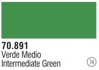 Model Color 074 / 70891 - Intermediate Green