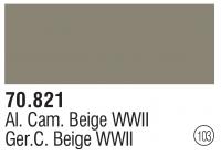 Model Color 103 / 70821 - German Camo Beige WWII