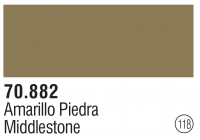 Model Color 118 / 70882 - Steingelb / Middlestone