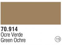 Model Color 119 / 70914 - Grünocker / Green Ochre
