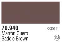 Model Color 138 / 70940 - Saddle Brown FS30111