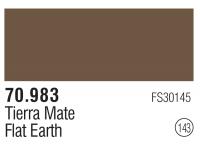 Model Color 143 / 70983 - Terrabraun Hell / Flat Earth FS30145