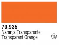 Model Color 185 / 70935 - Transparent Orange / Transparent Orange