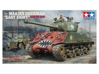 US Medium Tank M4A3E8 Sherman - Easy Eight - Korean War - 1:35