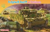 Pz.Kpfw. III Ausf. M with Schürzen - 1:72