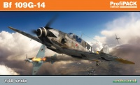 Messerschmitt Bf 109 G-14 - Profipack - 1:48