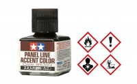 Panel Line Accent Color - Dunkelbraun / Dark Brown - 40ml