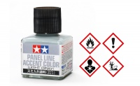 Panel Line Accent Color - Light Gray - 40ml