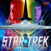 Star Trek USS Enterprise - NCC-1701 -  Refit - 1/350