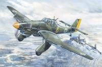 Junkers Ju-87A Stuka - 1/24