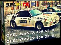 Opel Manta 400 GR. B Jimmy McRae 24 Stunden Ypres 1984 - 1:24
