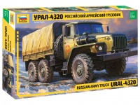 URAL-4320 - Russian Army Truck - 1:35
