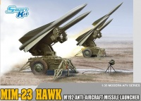 MIM-23 Hawk - M192 Anti-Aircraft Missile Launcher - 1:35