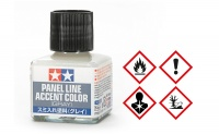 Panel Line Accent Color - Grau / Gray - 40ml