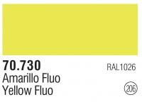 Model Color 206 / 70730 - Floureszierend Gelb / Yellow Flourescent