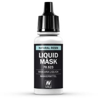 Vallejo - Flüssiges Maskiermittel / Liquid Mask - 17ml