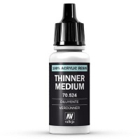 Vallejo Verdünner Medium - 17ml